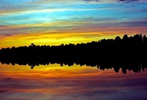 we 3 sunsets / by Annie Teems