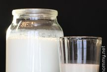Cooking: dairy substitute