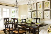 Dining Room / by Dawn Downs