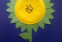 Spring Crafts and Bulletin Boards