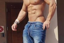 Hot, Gay In Blue-Jeans