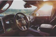 The only thing that makes our interior look better is when it's lit by the sunset. #RamCountry - photo from ramtrucks