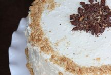 SWEET: CAKES