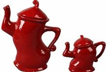 Reno Ideas- Red Kitchen
