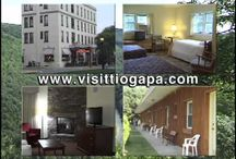 Tioga County Videos / Planning a trip to Tioga County? Have questions about the area? Check out our Youtube Videos and bring the comforts of Tioga County to your computer! You can also visit our website, www.visittiogapa.com, for more information.