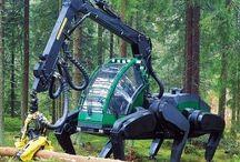 skov maskiner