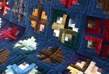 Velvet & corduroy quilts