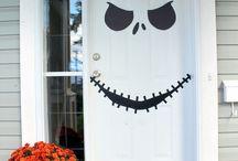 casas hallowen