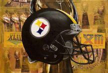 Steelers + / by Kim Modlin