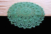 Crocheting ideas / by Pamela Becker