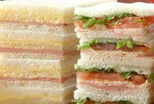 pan sándwich