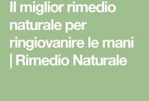 Rimedi naturali per il corpo