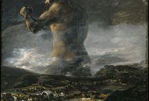 Goya / Der Schlaf der Vernunft gebiert Ungeheuer
