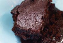 Gâteau / Chocolat