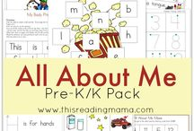 PreK / by Dara | She Seams Sew Crafty