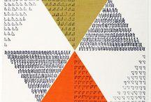 Vintage Patterns and Art / Vintage textile designs, artwork, and illustrations.