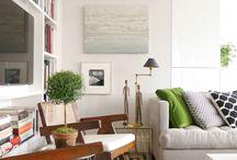 Peaceful Interior Spaces