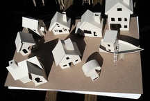 Paper Houses and other buildings