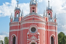 churches in St. Petersburg