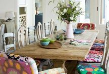 Colorful decorating