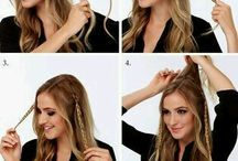 do something different. hairstyles