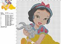 Free cross stitch patterns Disney / Free cross stitch patterns Disney