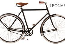 Bici Modelo Leonardo / Bicicleta urbana, de diseño, vintaje.