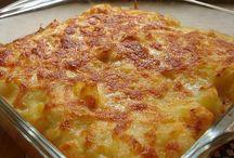 Patates graten