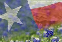 Deep in My Heart is Texas / I was born in Houston, Texas, 1958. You can take the girl out of Texas, but you can't take Texas out of the girl. / by Donna Cox