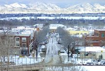Littleton, Colorado  (my home town) / by Across a Blue Sea w/Katherine Bowers
