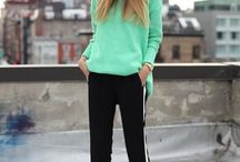 Sporty Chic Trend