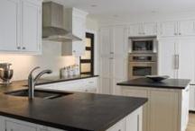 Kitchens / by Decorating Den NE OH