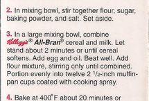 Panques de cereal al bran