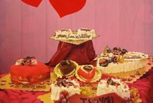 Valentine's Day and Women's Day / Special Tiramisù for Valentine's Day and mimosa cake for women's day