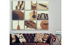 Music Room / by Taryn Houghton