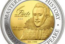 Luxus-Münzen Gold Edition