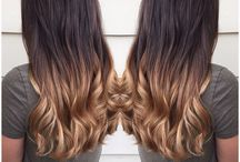 Hairstyle Inspirations / Hairstyles