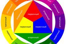 Сочетания цветов в декоре интерьера / #excll #дизайнинтерьера #решения Поиск верной цветовой схемы может быть достаточно сложным занятием, если вы не знакомы с базами цветовых сочетаний.