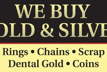 Best Buyer and Seller of Silver & Gold