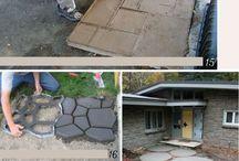 bricolage beton