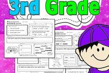 Third Grade! Ready Go! / by Bonnie Nicholson