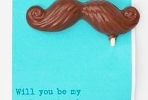 Mustache Love / by Brenna Randolph
