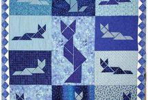Patch tangram