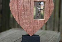 Keys / Decorative and rare house  keys.