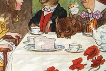 Alice in W:Art/Maria Kirk / Alice in wonderland (illustrator)