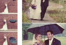 Fotoideer vid regn