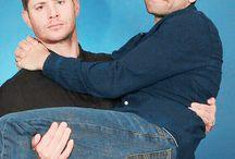❤️ Jensen Ackles & Misha Collins