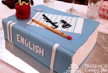 Graduation Cakes! / If you or someone you know is planning a Graduation party, use our board filled with many of our custom cakes created for graduation parties. Use our board for ideas to help you plan your perfect Graduation celebration, as well as Graduation cake ideas