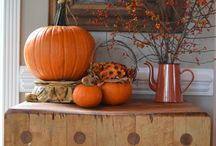 Ideas for Autumn Deco