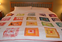 Quilts / by Stephanie Worrall